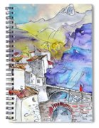 Arnedillo In La Rioja Spain 02 Spiral Notebook
