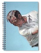 Arnold Palmer- The King Spiral Notebook