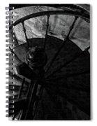 Around And Above Spiral Notebook