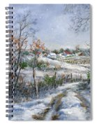 Around The Bend Sold Spiral Notebook