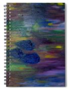 Around The Worlds Spiral Notebook