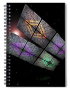 Arrival Spiral Notebook
