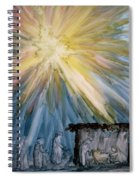 Arrival Of Kings Spiral Notebook