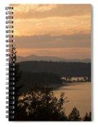 Arrow Point Spiral Notebook