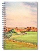 Arrowhead Golf Course Colorado Hole 3 Spiral Notebook