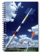 Arrows Spiral Notebook
