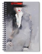 Photographed Spiral Notebook