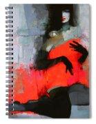 Art 5 Spiral Notebook