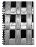Art Deco Building Spiral Notebook