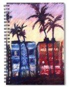 Art Deco Miami Spiral Notebook