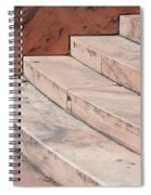 Art Deco Steps Spiral Notebook