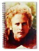 Art Garfunkel, Music Legend Spiral Notebook