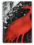 Art In Centennial Park Spiral Notebook
