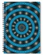 Art In Motion Spiral Notebook