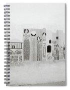 Art In The Casbah Spiral Notebook