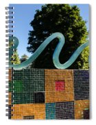 Art In The Park - Louis Armstrong Park - New Orleans Spiral Notebook