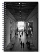 Art Institute Of Chicago Modern Wing Spiral Notebook