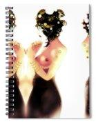 Art Line Spiral Notebook