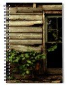 Art Of Abandonment Spiral Notebook
