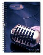Art Of Classic Communication Spiral Notebook
