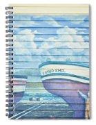 Art On The Bayfront 1 Spiral Notebook