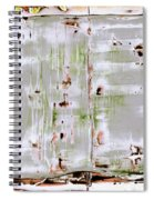 Art Print California 06 Spiral Notebook