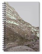 Art Print Canyon 14 Spiral Notebook