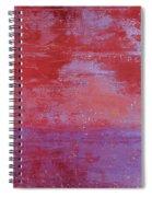 Art Print Redwall 4 Spiral Notebook