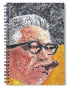 Art Rooney Spiral Notebook