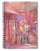 Art Show Spiral Notebook