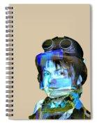 Artful Dodger Spiral Notebook