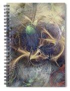 Arthropodium Spiral Notebook