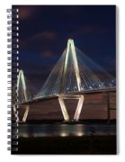 Arthur Ravenel At Night Spiral Notebook