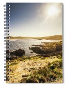 Arthur River Tasmania Spiral Notebook