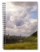 Arthurs Seat Edinburgh Spiral Notebook