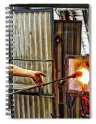 Artisan Spiral Notebook