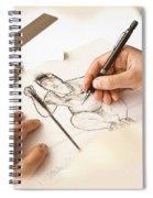 Artist At Work - So Yeon Ryu Part 1 Spiral Notebook