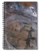 Artist Sidewalk 1 Spiral Notebook