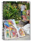 Artists Corner Spiral Notebook