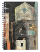 Artists Lofts Spiral Notebook