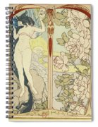Artwork For La Portes Des Reves Spiral Notebook