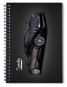 The Zonda Spiral Notebook