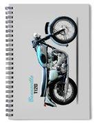 Triumph Bonneville Spiral Notebook