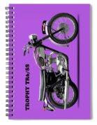 Triumph Trophy Spiral Notebook