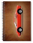 Ferrari Dino 246 Gt Spiral Notebook