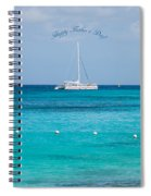 Happy Father's Day  2 Spiral Notebook