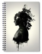 Mother Earth Spiral Notebook