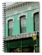 Nuthouse Spiral Notebook