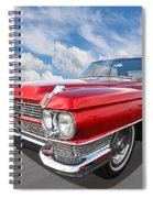 Classy - '64 Cadillac Spiral Notebook