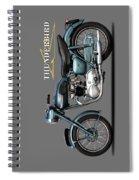 Triumph Thunderbird 1955 Spiral Notebook